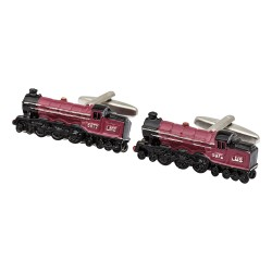 Royal Scot Steam Train Cufflinks