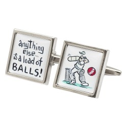 Anything Else But Cricket Cufflinks