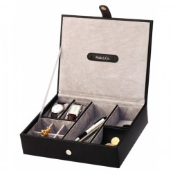 Manhattattan Collection Gents Cufflinks & Watch Organiser